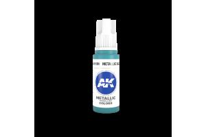 199: Metallic Blue (17ml) - acryl