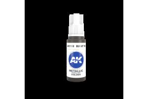 198: Burnt Tin (17ml) - acryl