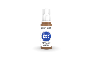 197: Copper (17ml) - acryl