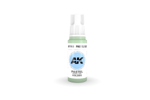 168: Pastel Blue (17ml) - acryl