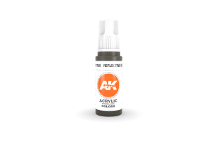 158: Reflective Green (17ml) - acryl