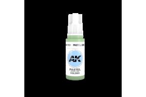 131: Pastel Green (17ml) - acryl