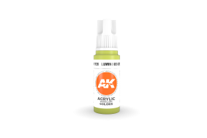128: Luminous Green (17ml) - acryl
