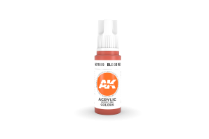 089: Blood Red (17ml) - acryl