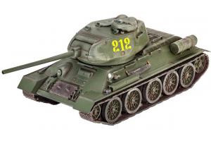 Tank - T-34/85 (1:72) - 03302