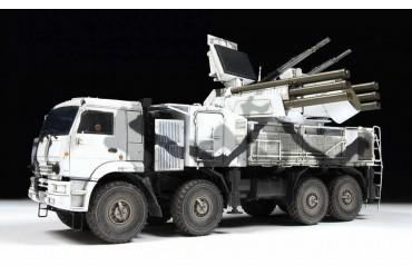 """Model Kit military 3698 - Panzir S-1 """"SA-22 Greyhound"""" (1:35)"""