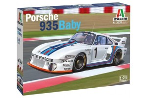 Model Kit auto 3639 - Porsche 935 Baby (1:24)