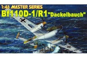 "Model Kit letadlo 5556 - Bf110-D1/R1 ""DACKELBAUCH"" (1:32)"