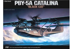 Model Kit letadlo 12487 - PBY-5A (1:72)