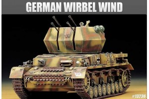 Model Kit military 13236 - GERMAN WIRBEL WIND (1:35)