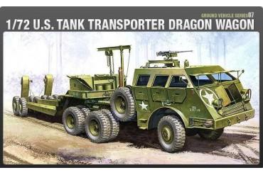 Model Kit military 13409 - M26 DRAGON WAGON (1:72)
