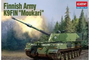 "Model Kit military 13519 - Finnish Army K9FIN ""Moukari"" (1:35)"
