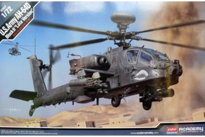 "U.S.Army AH-64D Block II ""Late Version"" (1:72) - 12551"