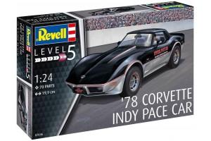 ModelSet auto 67646 -  '78 Corvette (C3) Indy Pace Car (1:24)