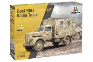 Model Kit military 6575 - Opel Blitz Radio Truck (1:35)