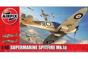 Classic Kit letadlo A05126A - Supermarine Spitfire Mk.1a (1:48)
