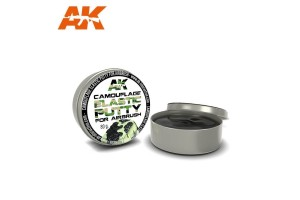 Camouflage Elastic Putty - AK8076