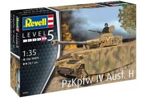 Plastic ModelKit tank 03333 - PzKpfw IV Ausf. H (1:35)