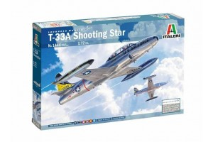 Model Kit letadlo 1444 - T-33A Shooting Star (1:72)