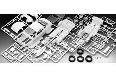 ModelSet auto 67652 -  2013 Ford Mustang Boss 302 (1:25)