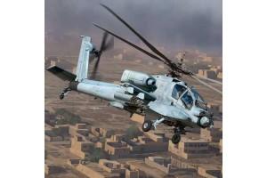 """Model Kit vrtulník 12129 - AH-64A ANG """"South Carolina"""" (1:35)"""