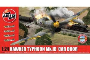 Classic Kit letadlo A19003A - Hawker Typhoon 1B - Car Door (plus extra Luftwaffe scheme) (1:24)