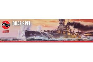 Classic Kit VINTAGE loď A04211V - Admiral Graf Spee (1:600)