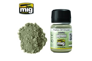 FACTORY DIRT GROUND (Pigment) - 3030