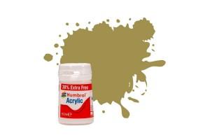 Humbrol barva akryl AB0249EP - No 249 RLM 79 Sandgelb Matt (+ 30% navíc zdarma)
