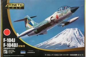 F-104DJ/J (1:48) - 48092