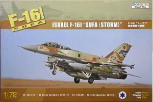 """F-16I """"Sufa"""" (1:72) - 72001"""