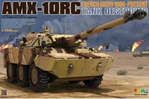 AMX-10 RC French Tankdestroyer 1991 (1:35) - 4609