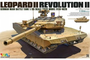LEOPARD II REVOLUTION II MBT (1:35) - 4628