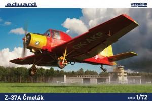 Z-37A Čmelák (1:72) - 7456