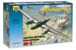 Petlyakov Pe-2 (1:48) - 4809