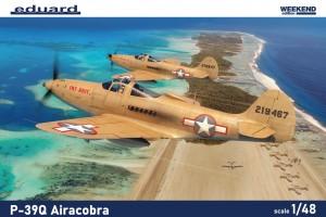 P-39Q Airacobra (1:48) - 8470