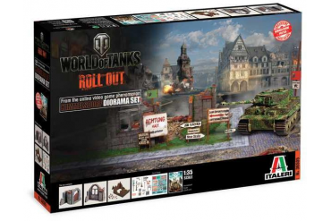 Model Kit World of Tanks 36505 - DIORAMA SET (1:35)