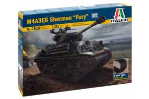 "M4A3E8 SHERMAN ""Fury"" (1:35) - 6529"