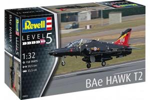Plastic ModelKit letadlo 03852 - BAe Hawk T2 (1:32)