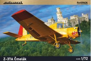 Z-37A Čmelák (1:72) - 7097
