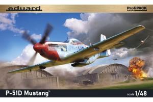 P-51D Mustang (1:48) - 82102