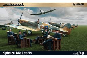Spitfire Mk. I - Early (1:48) - 82152