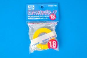 Maskovací páska 18mm - MT603