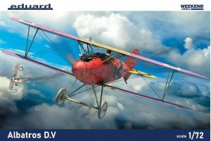 Albatros D. V (1:72) - 7406