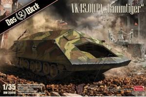 "VK45.01(P) ""Rammtiger"" (1:35) - 35018"