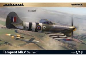 Tempest Mk. V série 1 (1:48) - 82121