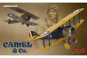 Camel & Co. DUAL COMBO (1:48) - 11151