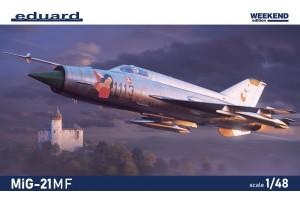 MiG-21MF (1:48) - 84177