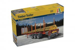 TIMBER TRAILER (1:24) - 3868