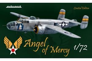 "B-25J Mitchell ""ANGEL OF MERCY"" (1:72) - 2140"